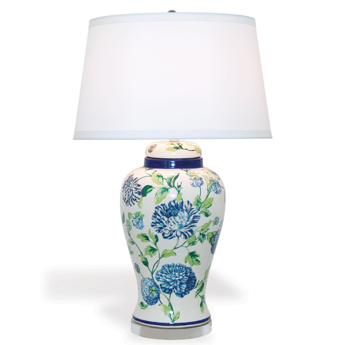 Port 68 WILLIAMSBURG Charlotte Blue Lamp