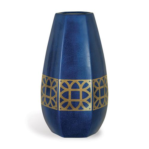 Port 68 WILLIAMSBURG Lamerie Blue Vase