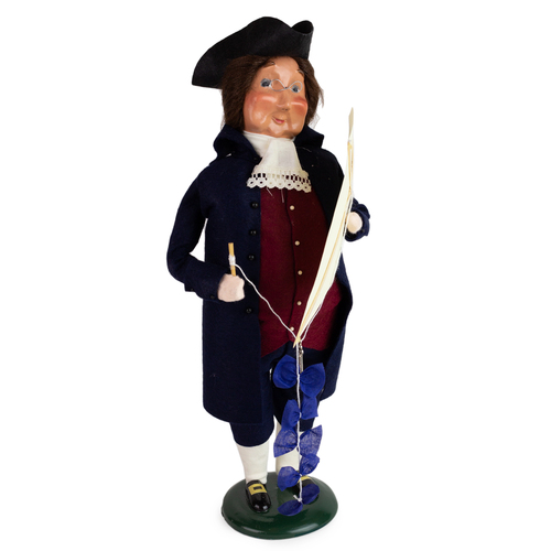 Byers' Choice Ben Franklin