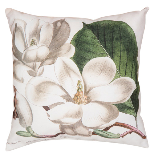 Magnolia Indoor/Outdoor Pillow