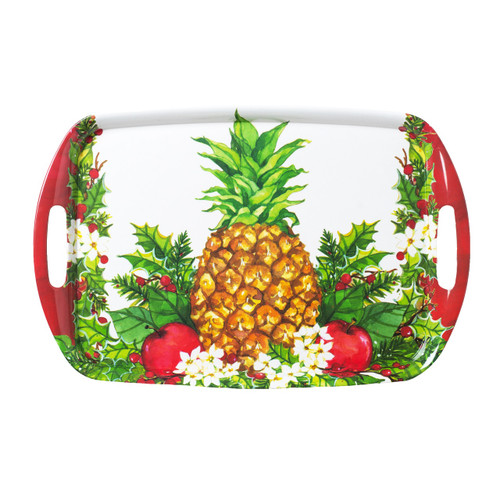 Holiday Pineapple Serving Tray