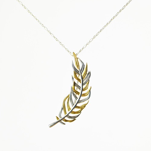 Feather Pin/Pendant