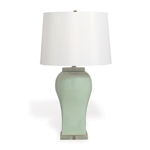 Boulevard Celadon Lamp