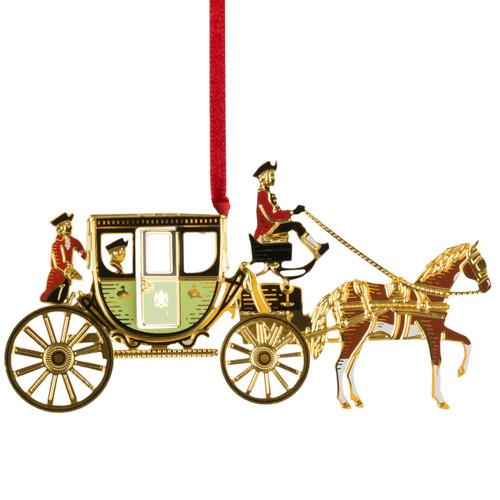 Robert Carter Carriage Ornament