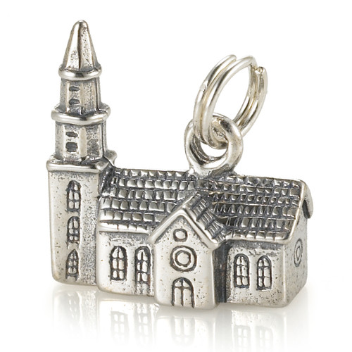 Bruton Parish Church Charm