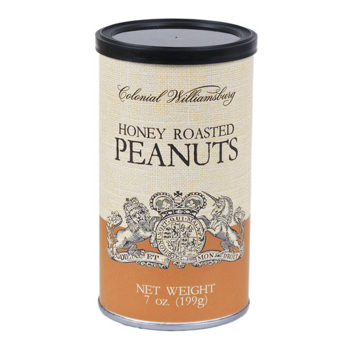 Honey Roasted Peanuts 7 oz