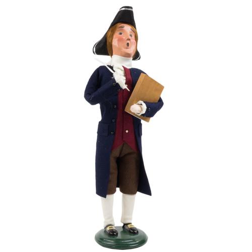 Byers' Choice Thomas Jefferson