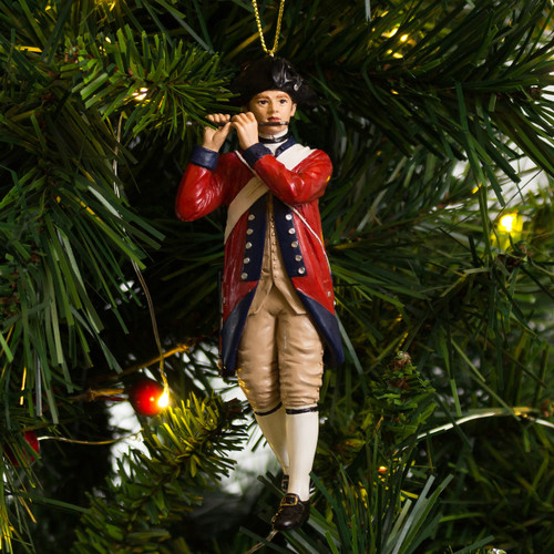 Colonial Williamsburg Fifer Ornament