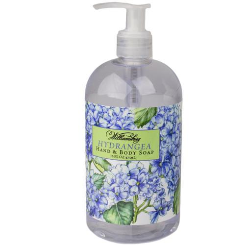 Hydrangea Liquid Hand Soap