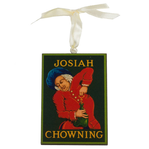 Chowning's Tavern Sign Ornament