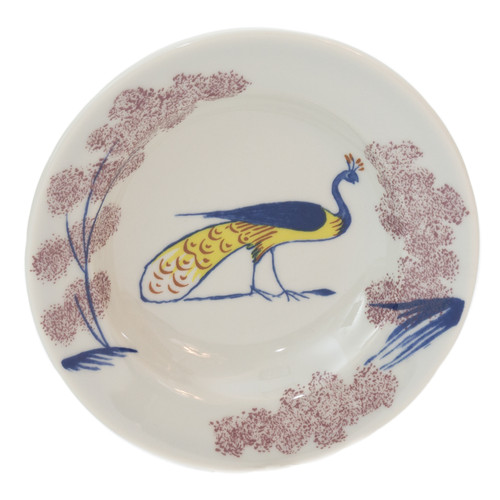 """Colonial Williamsburg Chowning's Tavern Dinnerware - 9"""" Rimmed Soup Bowl"""