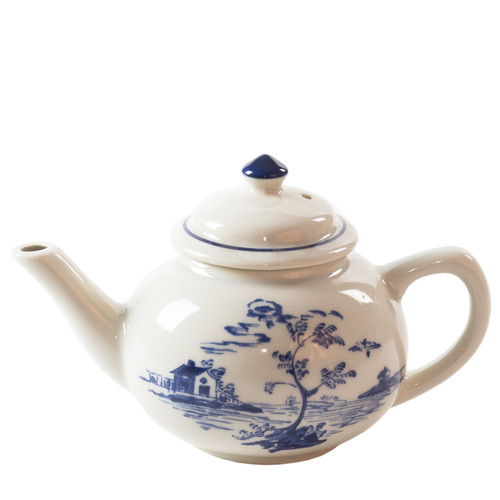 Colonial Williamsburg Shield's Tavern Dinnerware Collection - Teapot