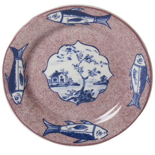 Colonial Williamsburg Shield's Tavern Dinnerware Collection - Bread and Butter Plate