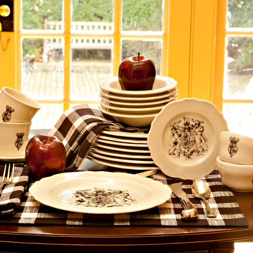Colonial Williamsburg King's Arms Tavern Dinnerware