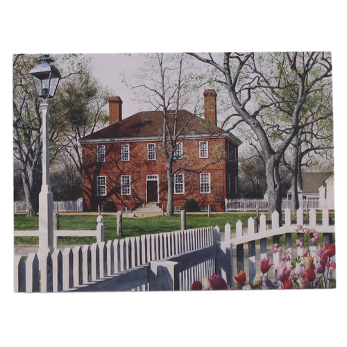 Wythe House Note Cards