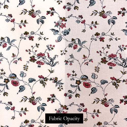 Francis Open Floral Fabric | The Shops at Colonial Williamsburg