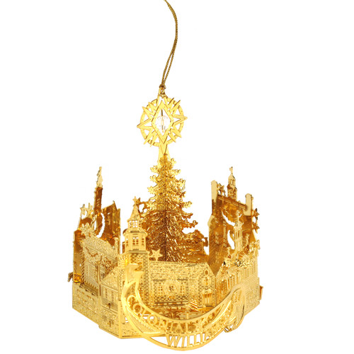 Townscape 3D Tree Ornament