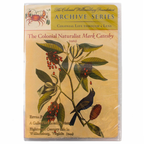 The Colonial Naturalist DVD