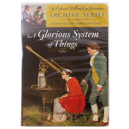 A Glorious System Of Things DVD