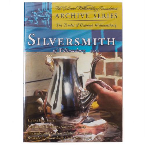 Silversmith Of Williamsburg DVD