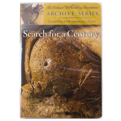 Search For A Century DVD