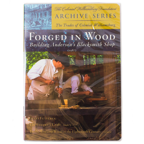 Forged In Wood DVD