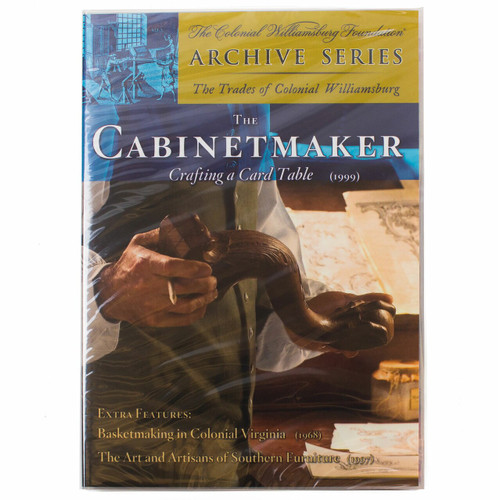 The Cabinetmaker DVD