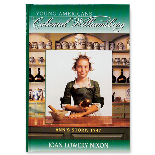 Ann's Story: 1747