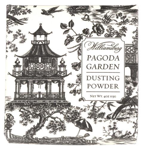 Pagoda Garden Dusting Powder