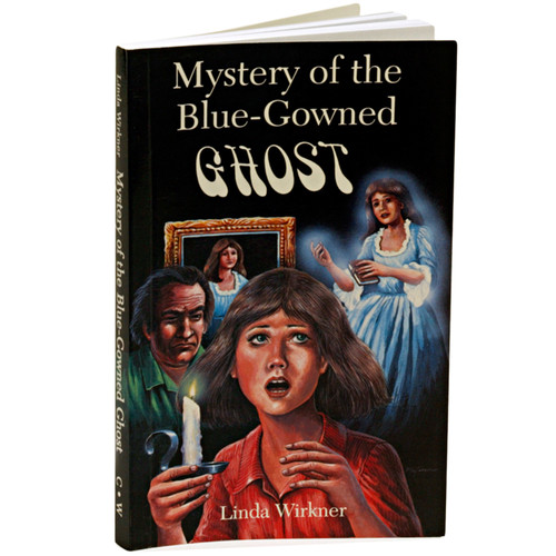 Mystery of the Blue-Gowned Ghost