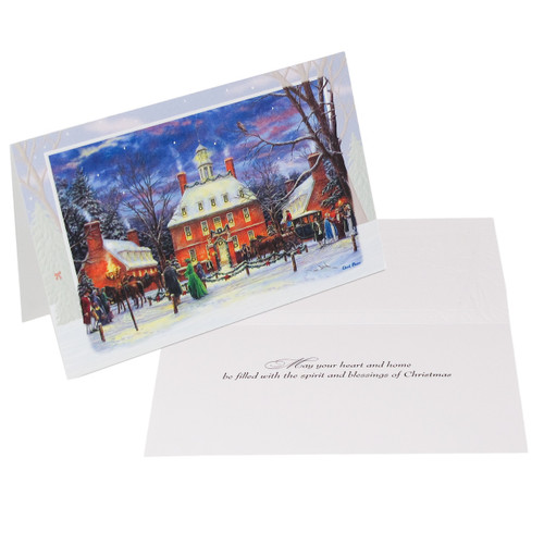 Governor's Party Christmas Cards