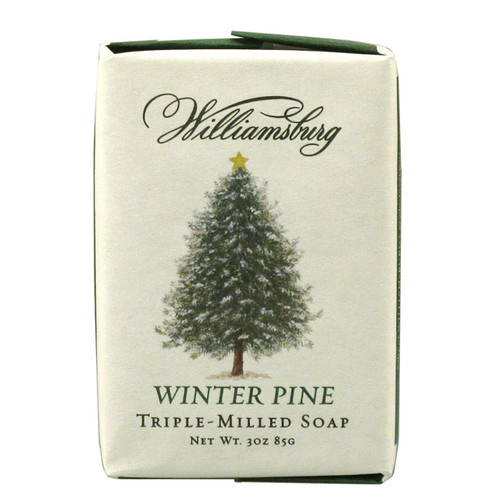 Winter Pine Soap Bar