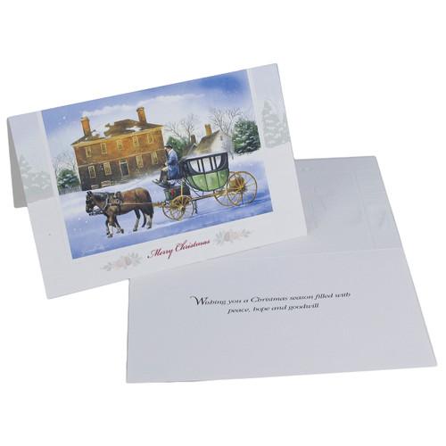 George Wythe House Christmas Cards