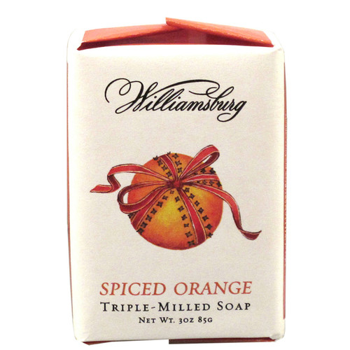 Spiced Orange Soap Bar