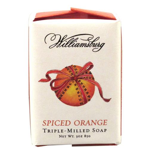 Spiced Orange Soap Bar