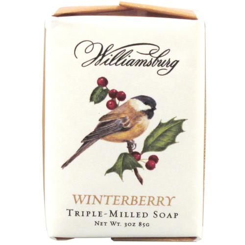 Winterberry Soap Bar