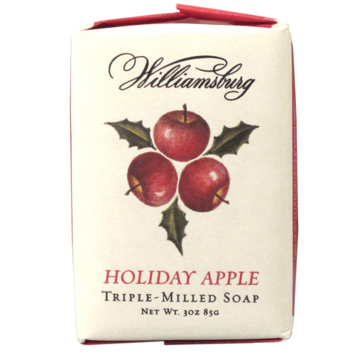 Holiday Apple Soap Bar
