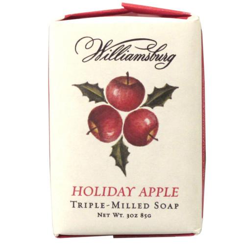 Holiday Apple Soap Bar