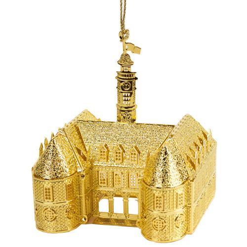 Williamsburg Capitol Building Collectible Ornament