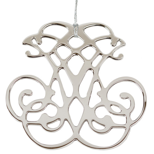 Palladium Thomas Jefferson Cypher Ornament