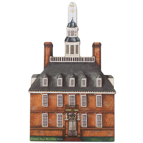 Flat-Back Governor's Palace