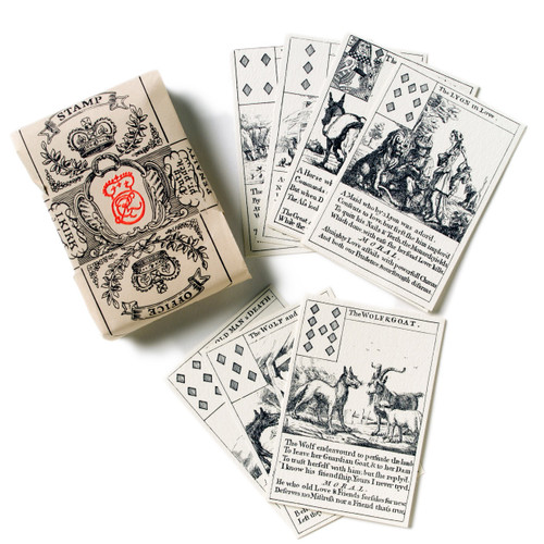 Aesop's Fable Cards