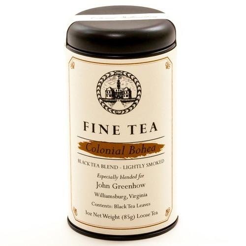 Bohea Colonial Loose Tea Canister