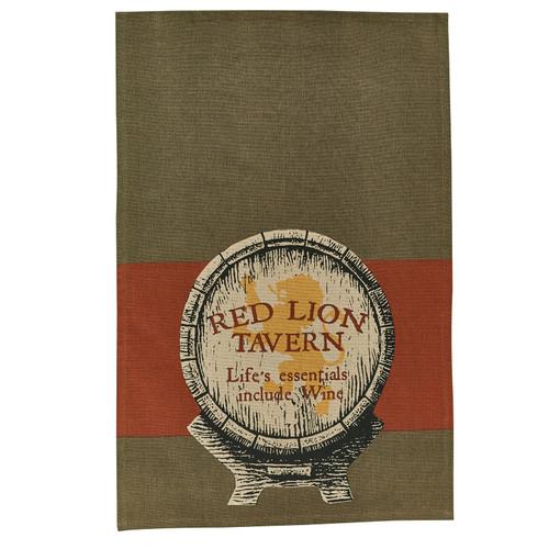 Red Lion Tavern Dishtowel