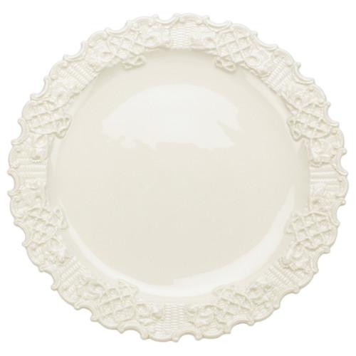 Longton Creamware Charger