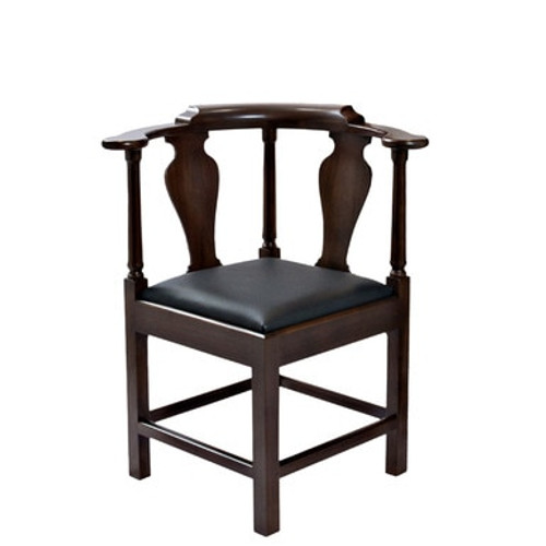 Reproduction Patrick Henry Corner Chair - Product Example