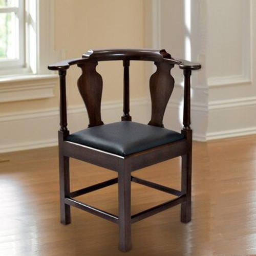 Reproduction Patrick Henry Corner Chair