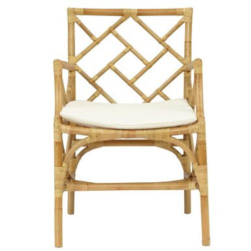 Natural Bassett Hall Arm Chair