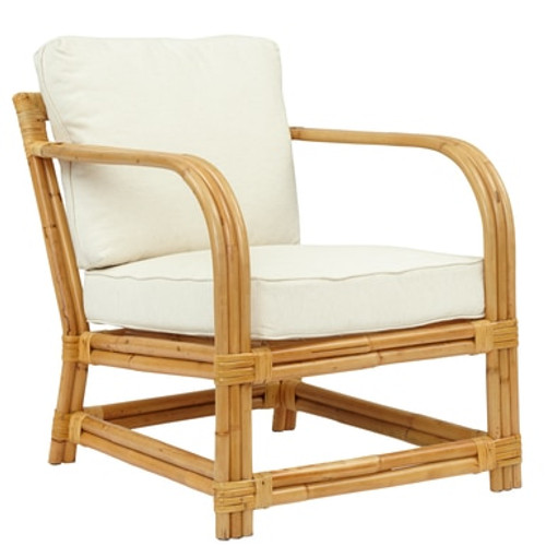 Natural Bassett Hall Club Chair