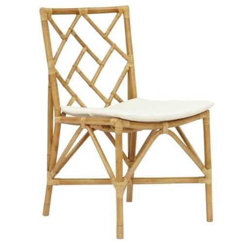 Natural Bassett Hall Side Chair